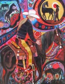 Wilde, Meyer, Gallery, Cowboy, Art, Reinterpreted