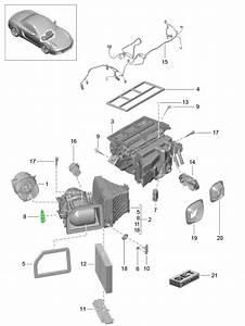 Buy Porsche Boxster 986  987  981 Blower Motors  U0026 Fans