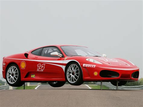 F430 Vs 458 by 2006 F430 Challenge Supercars Net