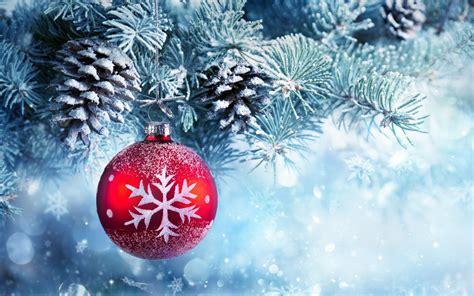 wallpaper christmas ball christmas ornament winter pine