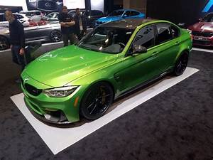 Local Color: Unusual Paint Hues at the 2018 Chicago Auto