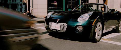 2006 Pontiac Solstice In