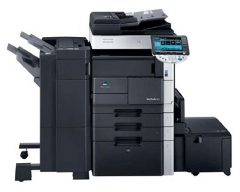 It is a software utility that automatically finds, downloads and installs the right driver for your system. (Download) Konica Minolta Bizhub C203 Driver Download