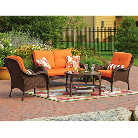 patio patio set walmart home interior design