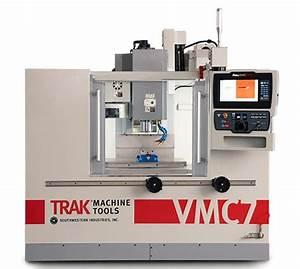 Trak Vmc5 Toolroom Machining Center