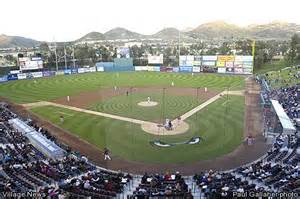 Lake Elsinore Storm Baseball Stadium