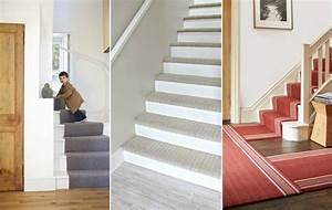Treppen Teppich Modern : welche arten von treppenteppich gibt es welche ist die beste variante ~ Watch28wear.com Haus und Dekorationen