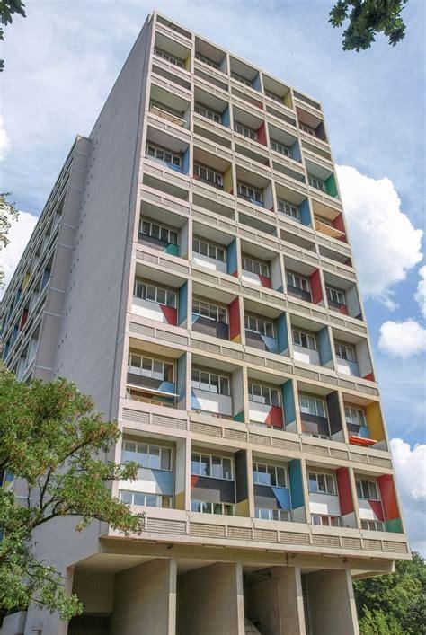 la maison du fada la cit 233 radieuse marseille le corbusier inauguration en 1952 apr 232 s 5 ans de travaux