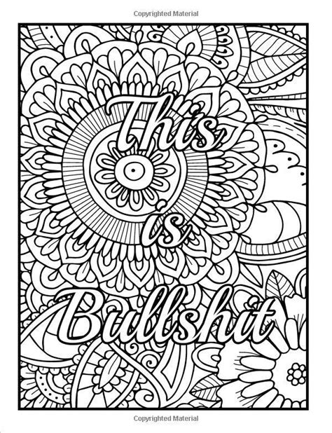 Amazon.com: Calm the Fuck Down and Color: An Adult