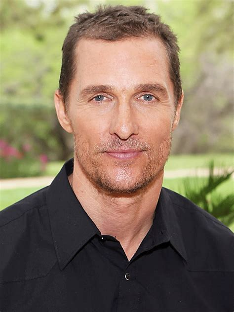 Matthew Mcconaughey Actor Producer Director