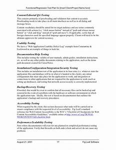 fantastic software testing checklist template ideas With functional test plan template