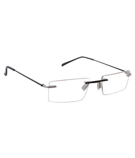 Specs-N-Lenses Black Rectangle Spectacle Frame 1001 - Buy ...