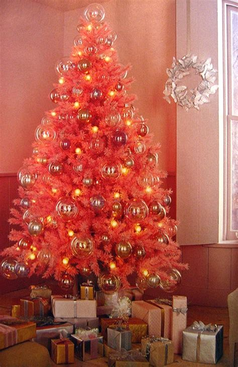 cute-and-beautiful-pink-christmas-tree-decoration-ideas