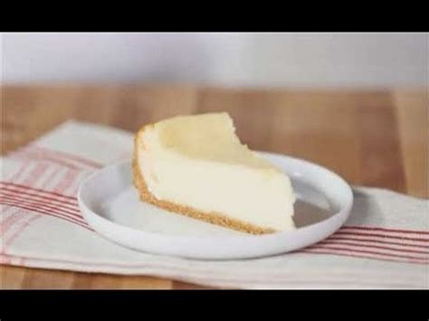 when is cheesecake done how to know when cheesecake is done baking youtube