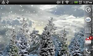 Snowfall Live Wallpaper: Amazon.de: Apps für Android