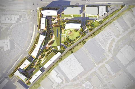 site design landscape flad architects site planning and landscape architecture