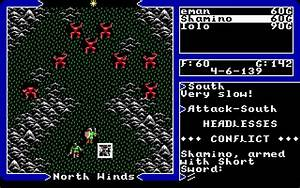 Download Ultima 5  Warriors Of Destiny Rpg For Dos  1988