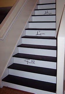words  stairs  intersperse simple design   stairs  add