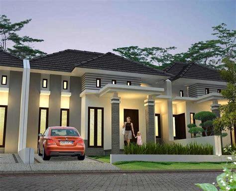desain rumah mewah  lantai
