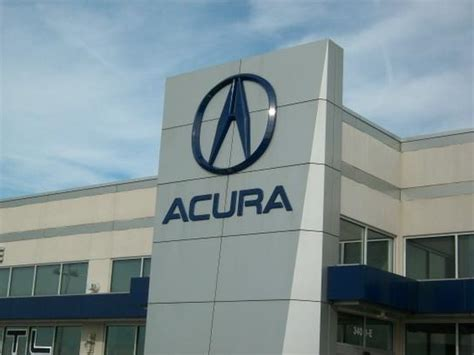 Acura Deler by Acura Turnersville Turnersville Nj 08012 Car Dealership