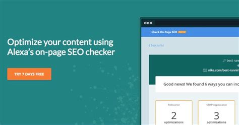 Check Website Seo Optimization - on page seo checker optimize your seo content
