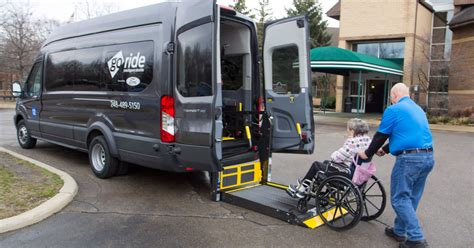 Ford Takes On Uber And Lyft With Its Own Medical Transport