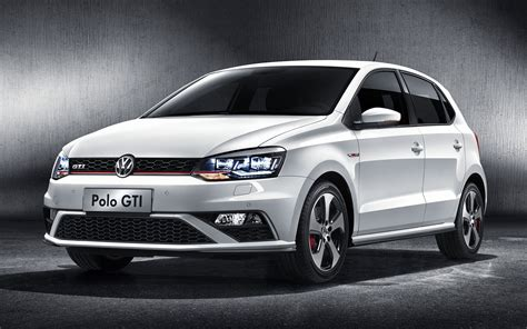 Volkswagen Polo Wallpapers by 2015 Volkswagen Polo Gti 5 Door Cn Wallpapers And Hd
