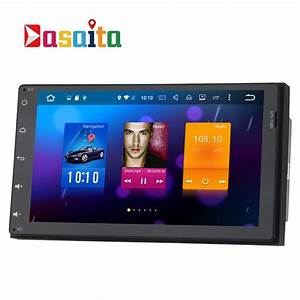 Stereo Head Unit Android Gps For Toyota Fortuner 2017