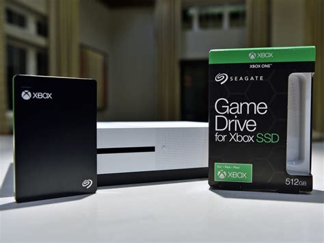 seagate s drive for xbox ssd loads lightning fast but at a cost windows central