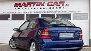Opel Astra G 1 8 16v Sport 2003