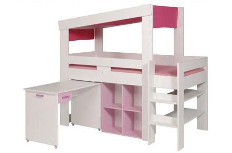 ensemble bureau et rangement ensemble lit mezzanine bureau et rangement blanc