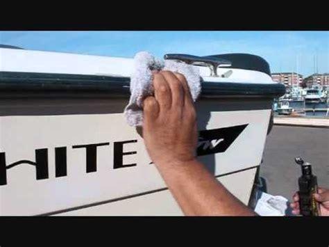 Boat Dock Bumpers Youtube by Boat Fender Restoration Youtube