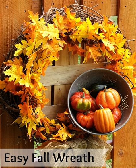 31 Days Of Fall Inspiration Favorite Fall Wreaths