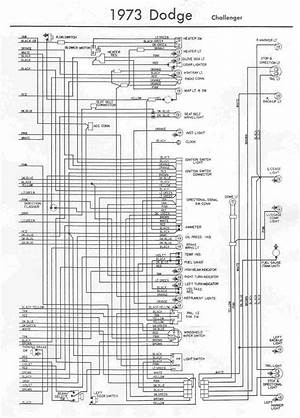 1971 Dodge Challenger Wiring Diagram 24261 Ilsolitariothemovie It