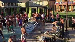 Video shows free-for-all brawl at pool party near Texas ...