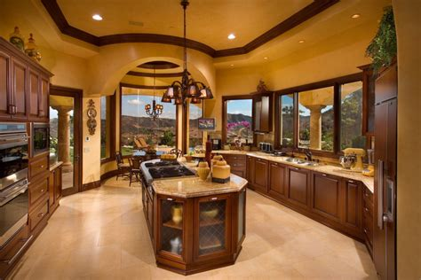 Kitchen Amazing Kitchens For Your Amazing Meal, Luxury