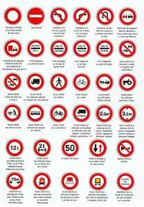 Intersection Code De La Route : les panneaux d interdictions ~ Medecine-chirurgie-esthetiques.com Avis de Voitures