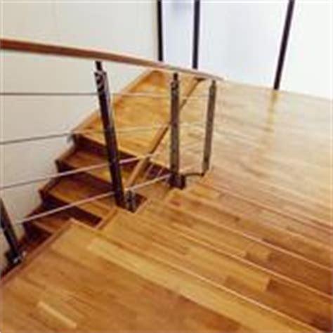 comment vitrifier un escalier en bois