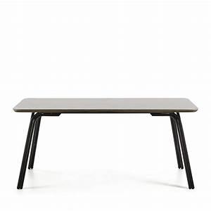 Table A Manger Exterieur : table manger m tal et ciment indoor outdoor vernon drawer ~ Teatrodelosmanantiales.com Idées de Décoration