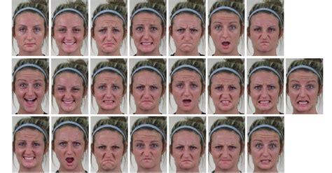 Fotos: Cientistas identificam 21 expressões faciais ...