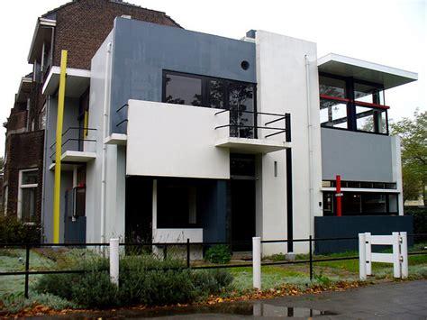 Gerrit Rietveld Haus Schröder by Piet Mondrian The Minute