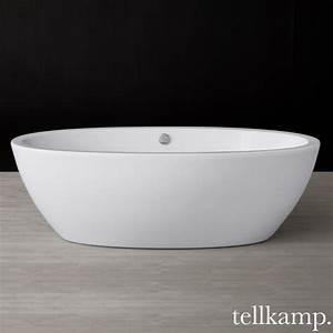 Freistehende Badewanne Oval : freistehende badewanne oval g nstig ~ Sanjose-hotels-ca.com Haus und Dekorationen