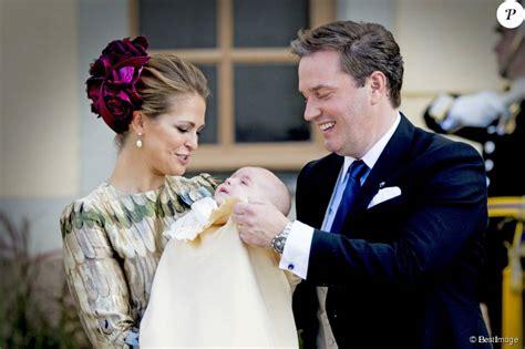La princesse Madeleine de Suède et son mari Christopher ...