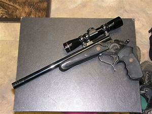 Thompson Center Contender with 7-30 Waters barrel complete ...