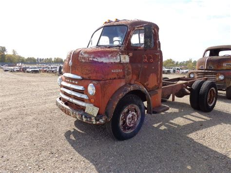 Dodge Truck Engines by 1948 Dodge Cabover Engine Truck Coe 6 Cylinder For Sale