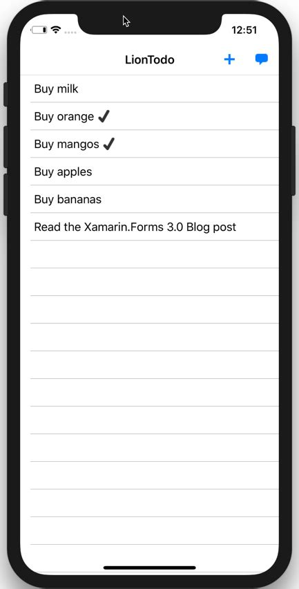 xamarin forms left toolbar item right to left localization in xamarin forms xamarin blog