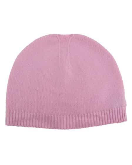 Light Pink Hat by Knit Hat Light Pink