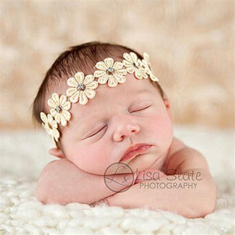 pc newborn flower headband  kids hair accessories