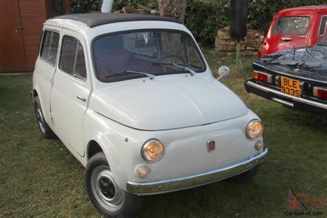 Fiat 500 Length by Fiat 500 Giardiniera 1971 With Quot Doors Quot