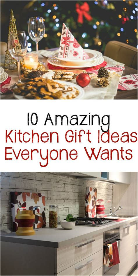gift ideas 10 amazing kitchen gift ideas everyone wants this year Kitchen